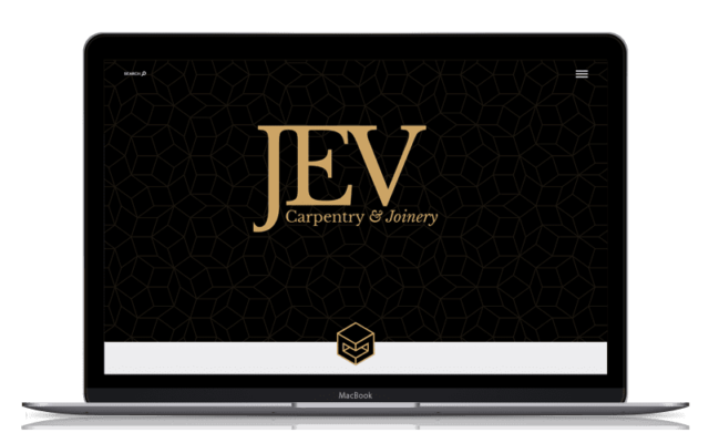 Web Design JEV Carpentry