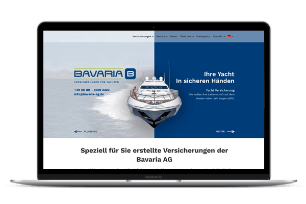 Web Design Bavaria AG