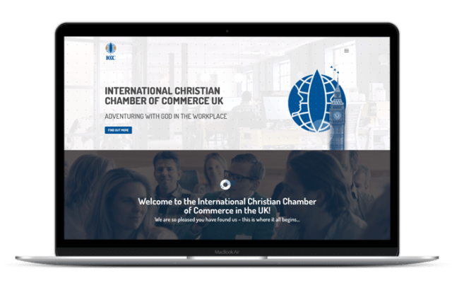 Web Design ICCC UK